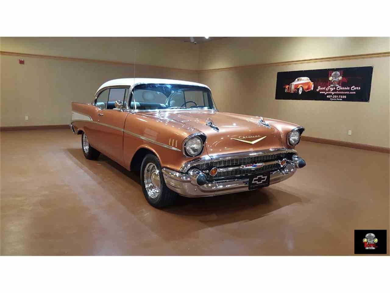 Large Picture of '57 Bel Air - $42,995.00 - JTYR