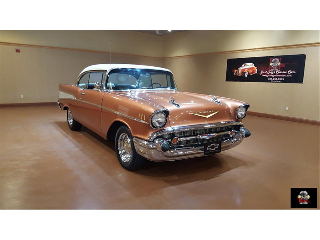 Large Picture of '57 Bel Air Offered by Just Toys Classic Cars - JTYR