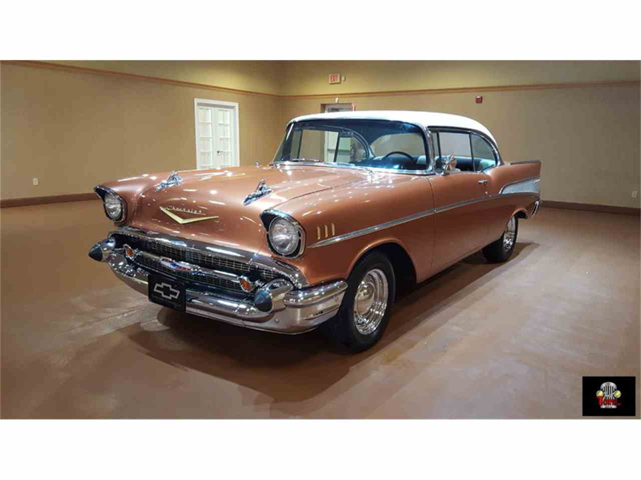 Large Picture of Classic '57 Bel Air located in Florida - JTYR