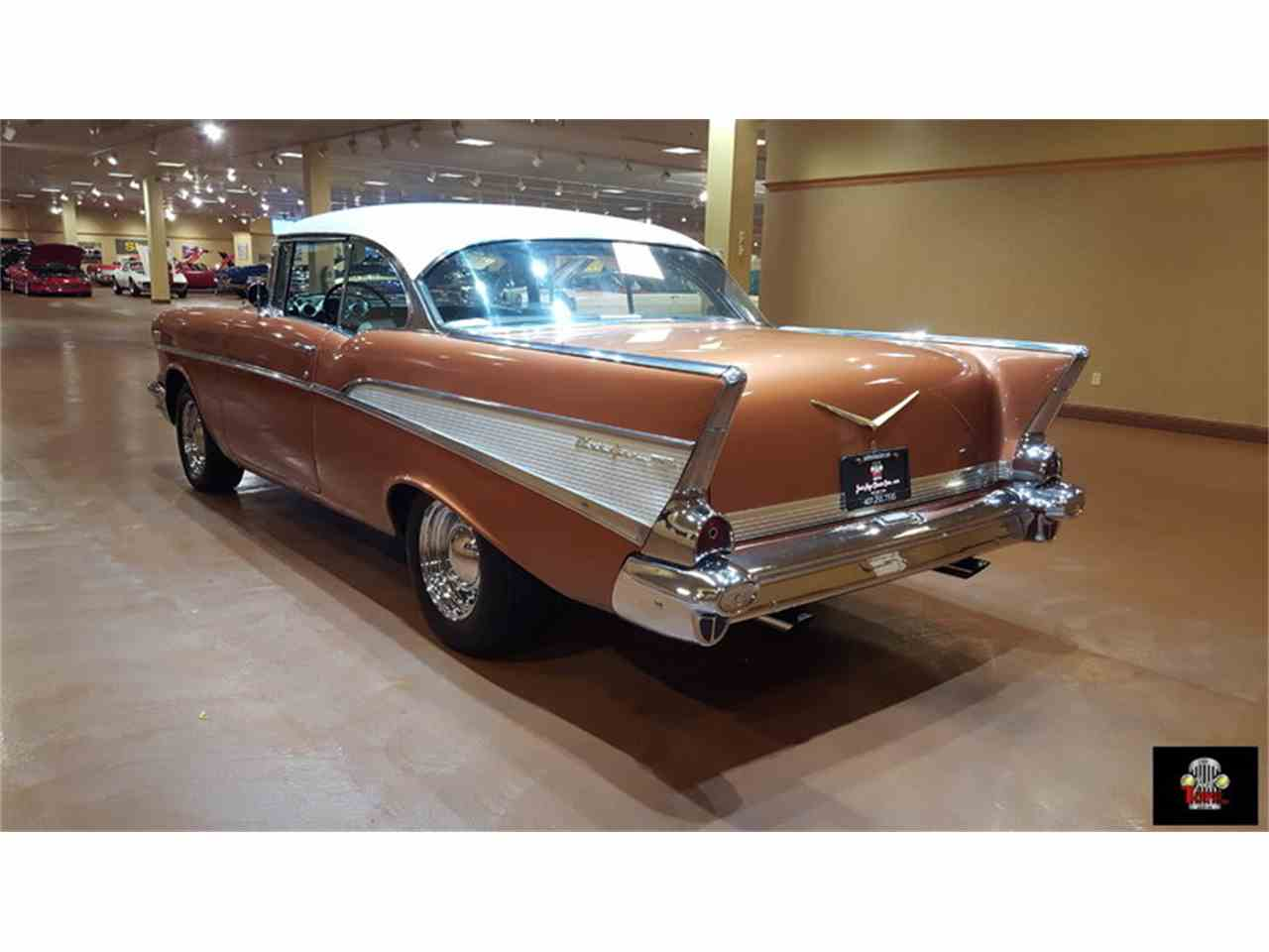 Large Picture of 1957 Chevrolet Bel Air - $42,995.00 Offered by Just Toys Classic Cars - JTYR