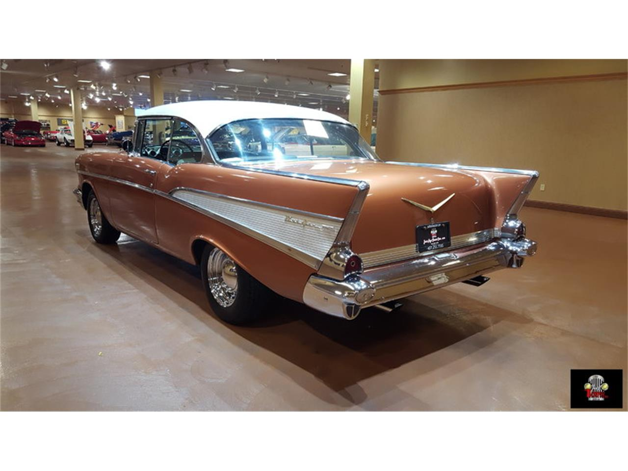 Large Picture of Classic '57 Chevrolet Bel Air - $42,995.00 - JTYR