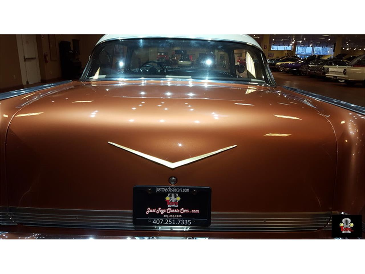 Large Picture of 1957 Chevrolet Bel Air Offered by Just Toys Classic Cars - JTYR