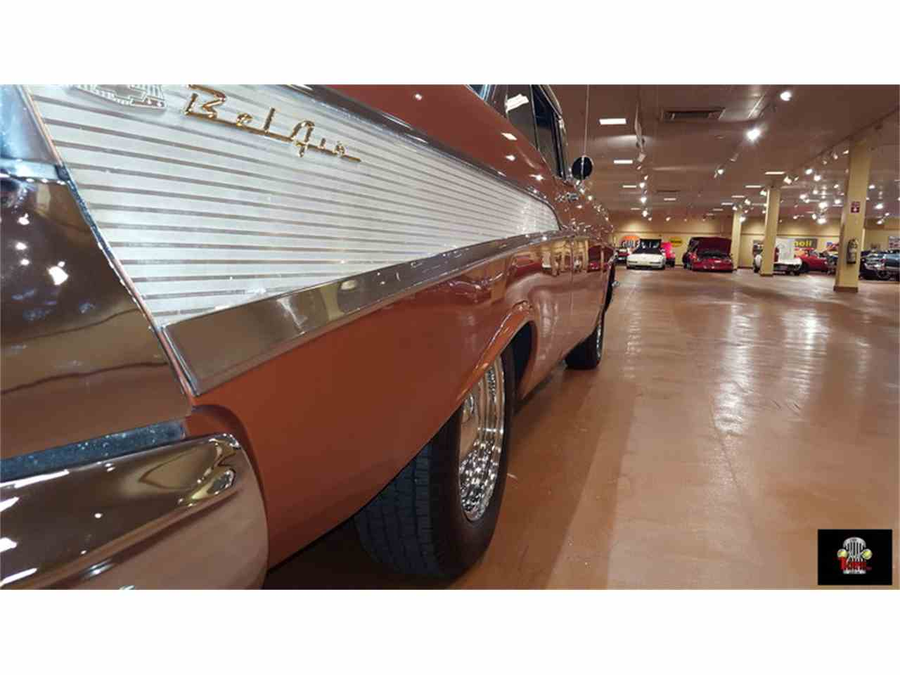 Large Picture of '57 Bel Air located in Florida - $42,995.00 Offered by Just Toys Classic Cars - JTYR