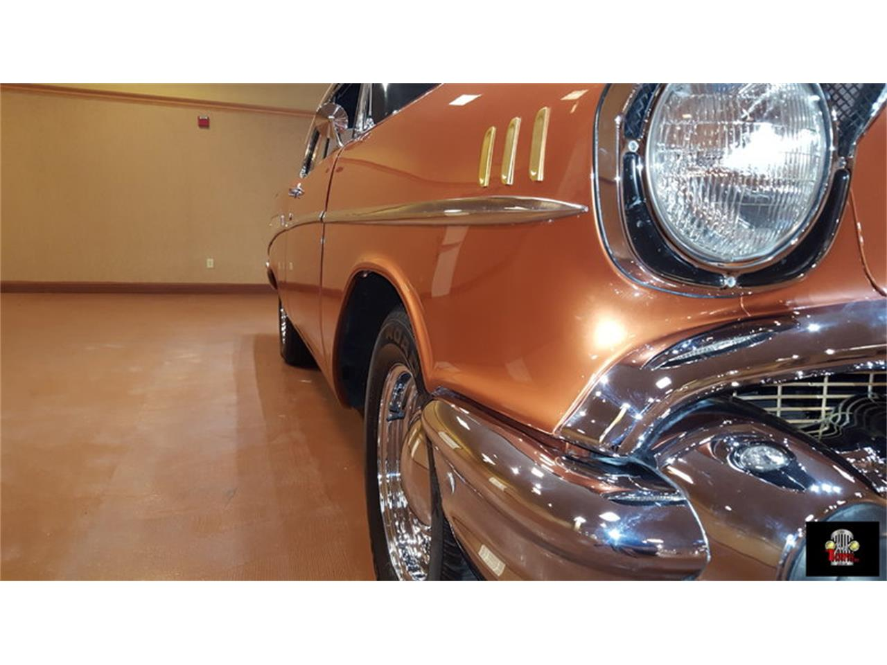 Large Picture of '57 Chevrolet Bel Air located in Orlando Florida - $42,995.00 Offered by Just Toys Classic Cars - JTYR