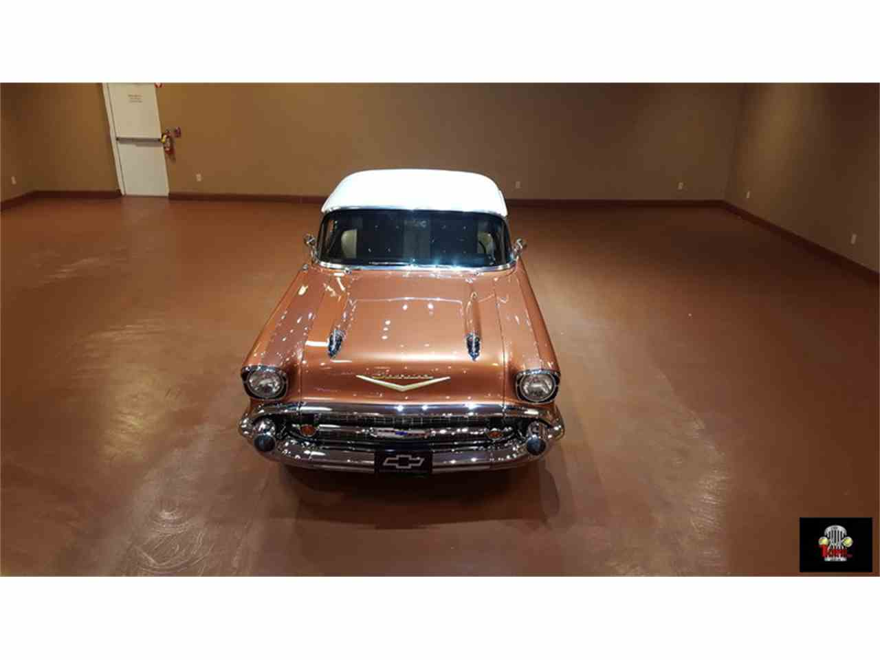 Large Picture of Classic 1957 Chevrolet Bel Air Offered by Just Toys Classic Cars - JTYR