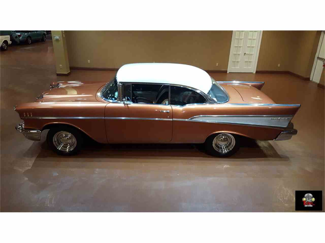 Large Picture of '57 Chevrolet Bel Air located in Florida - JTYR