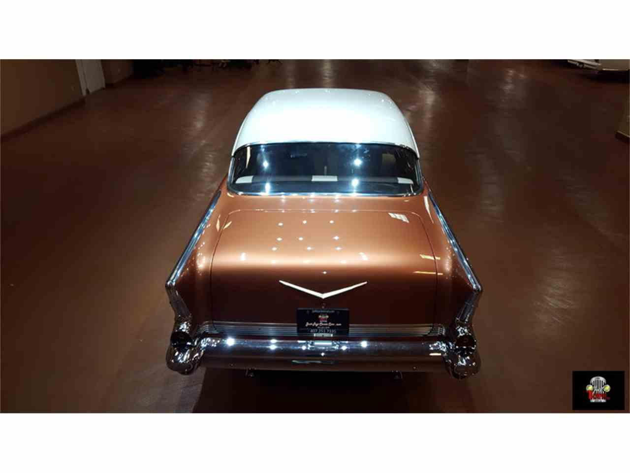Large Picture of Classic '57 Chevrolet Bel Air located in Orlando Florida Offered by Just Toys Classic Cars - JTYR