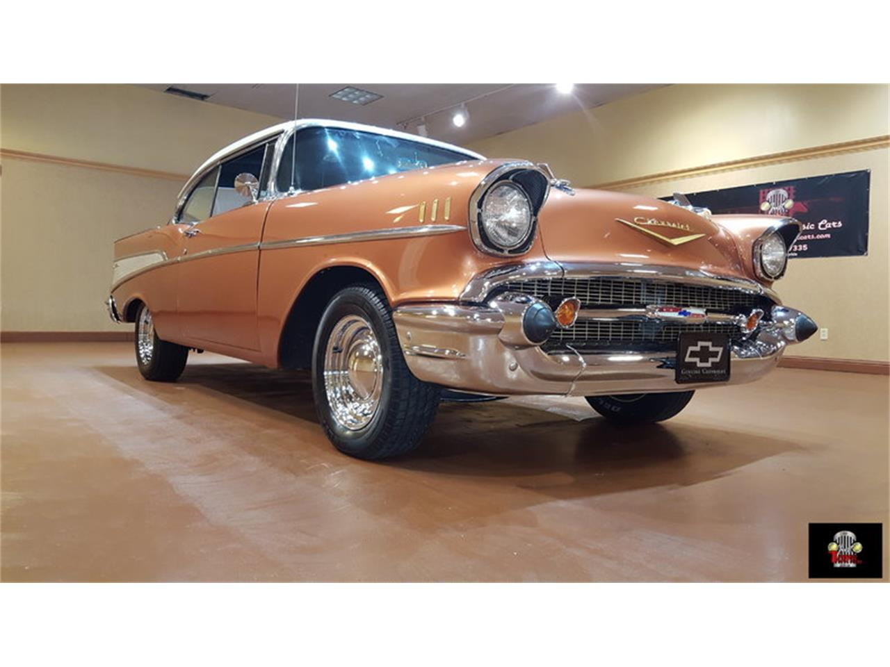 Large Picture of '57 Chevrolet Bel Air - JTYR