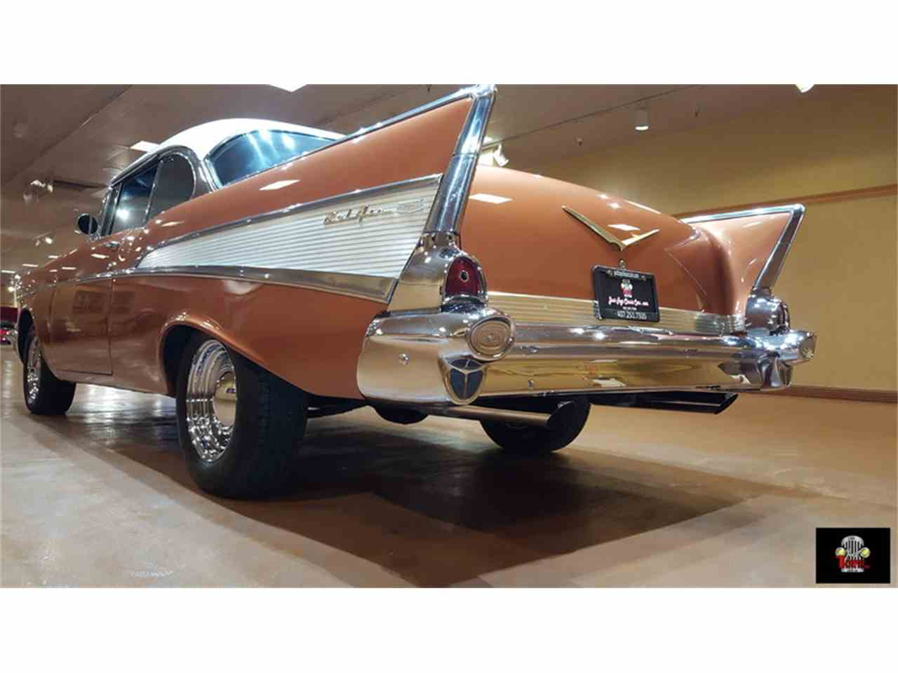Large Picture of '57 Chevrolet Bel Air - $42,995.00 Offered by Just Toys Classic Cars - JTYR