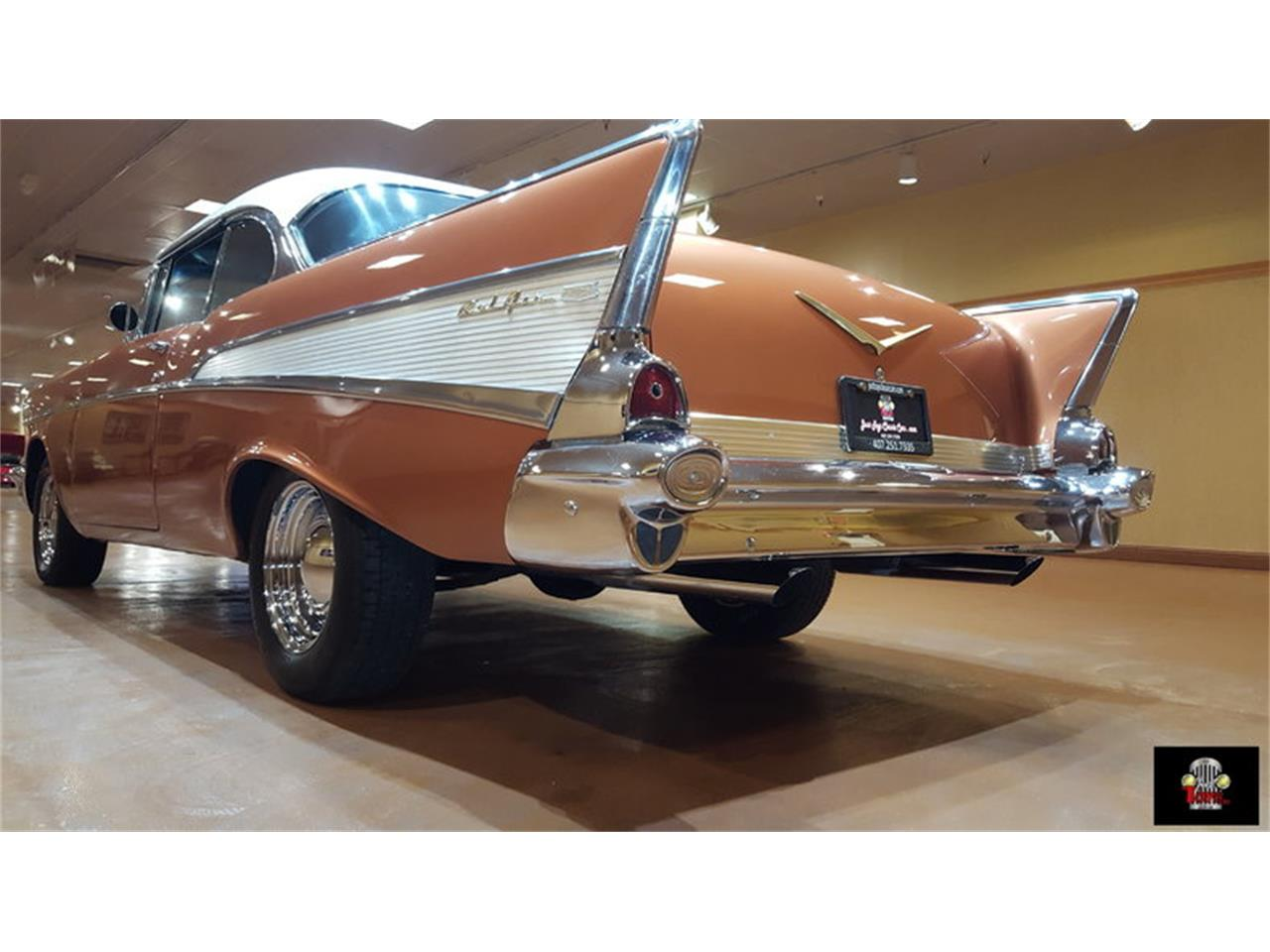 Large Picture of Classic 1957 Chevrolet Bel Air located in Orlando Florida - $42,995.00 Offered by Just Toys Classic Cars - JTYR