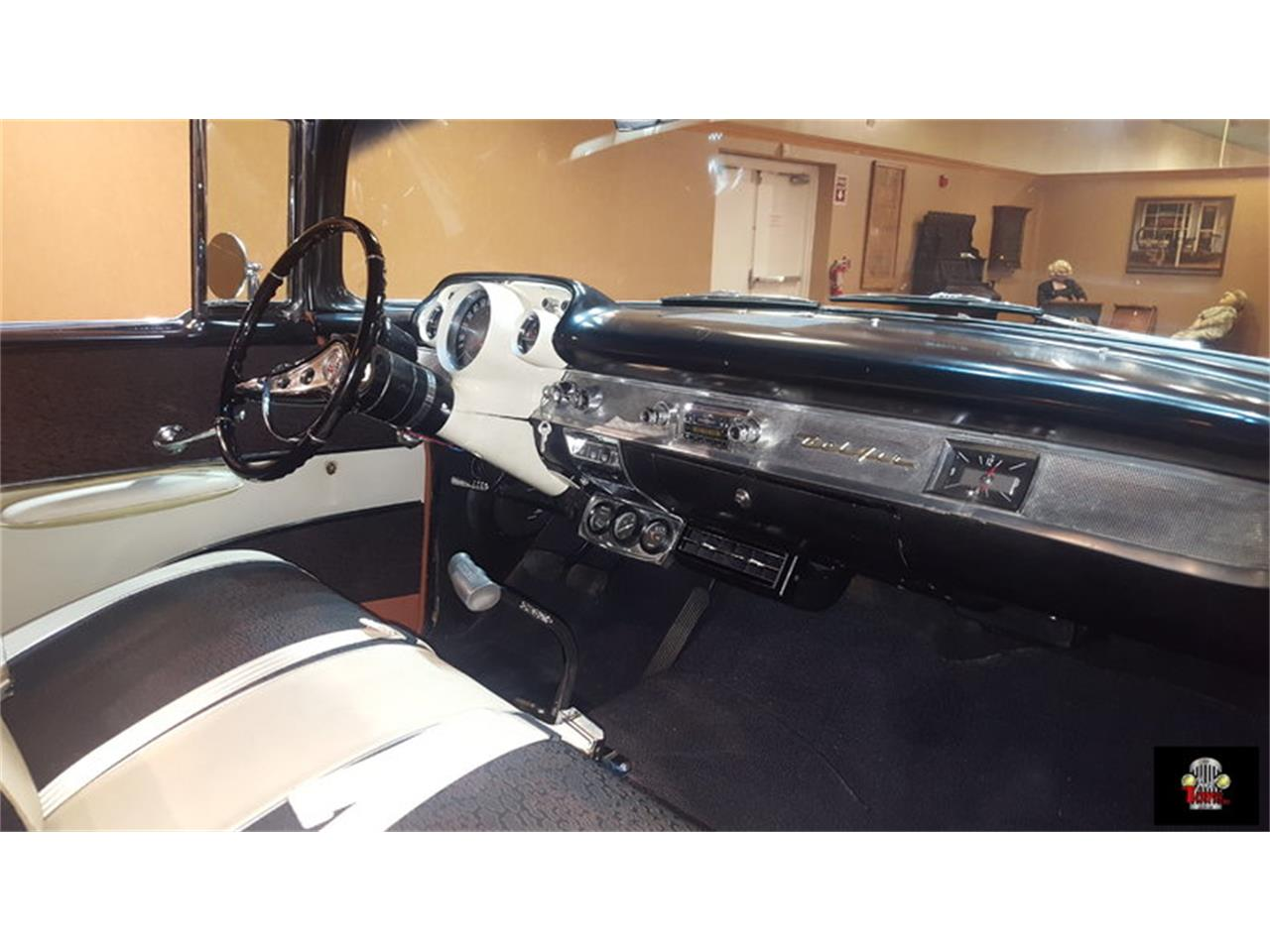 Large Picture of Classic 1957 Chevrolet Bel Air located in Orlando Florida Offered by Just Toys Classic Cars - JTYR