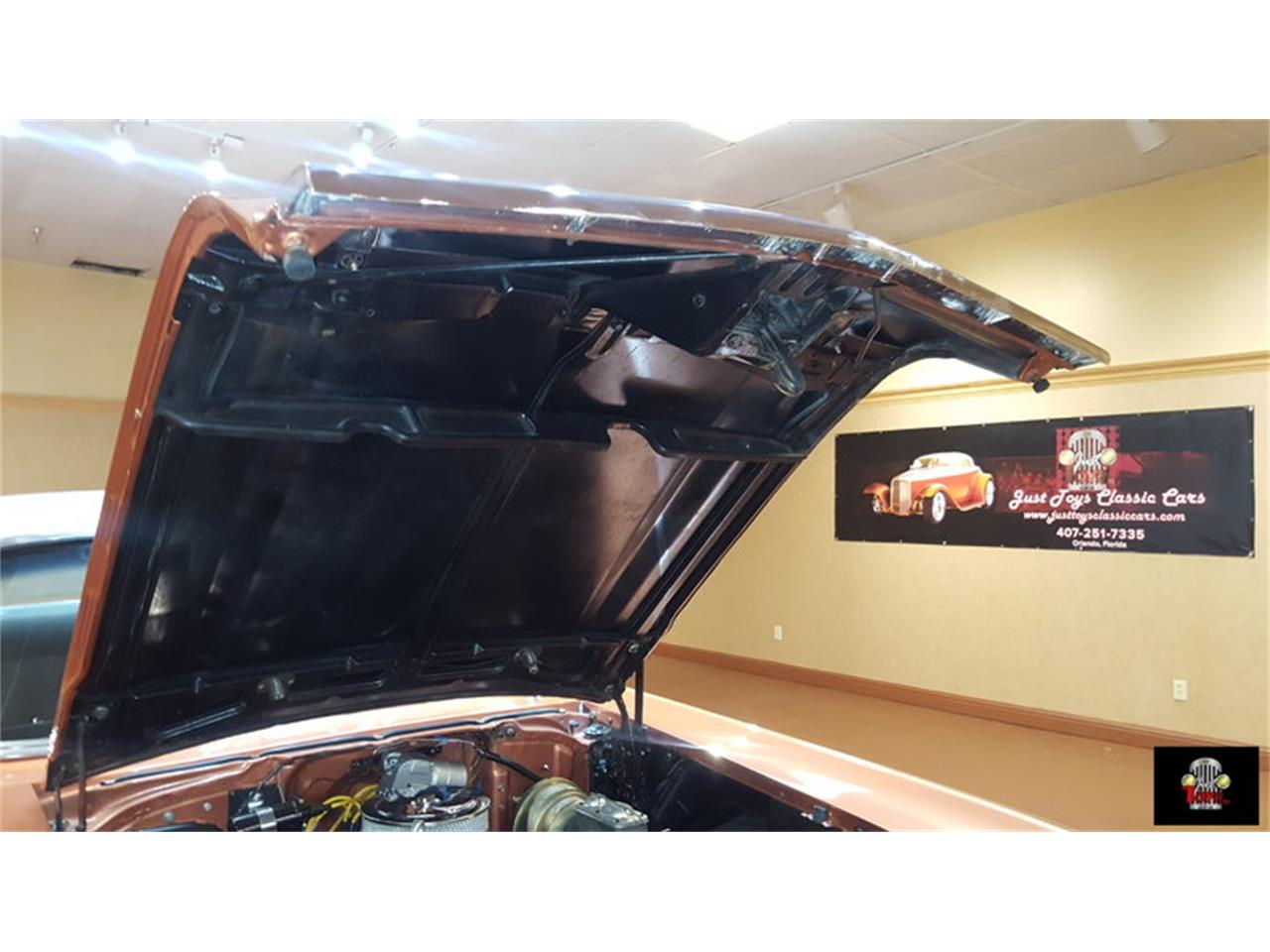 Large Picture of Classic '57 Bel Air located in Florida - $42,995.00 Offered by Just Toys Classic Cars - JTYR