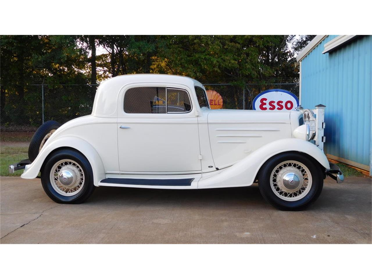 1935 Chevrolet 3-Window Coupe for Sale | ClassicCars com