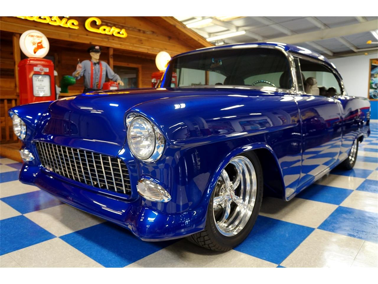 Large Picture of '55 Bel Air - JQAO