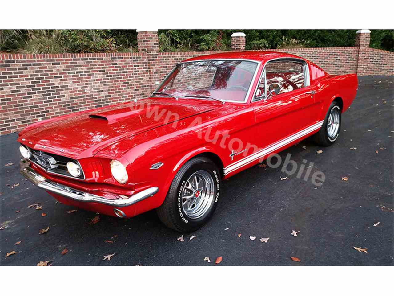 Large Picture of '65 Mustang Offered by Old Town Automobile - JU41