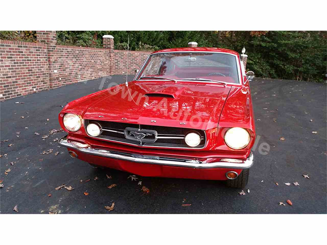 Large Picture of Classic 1965 Ford Mustang located in Huntingtown Maryland - $39,900.00 - JU41