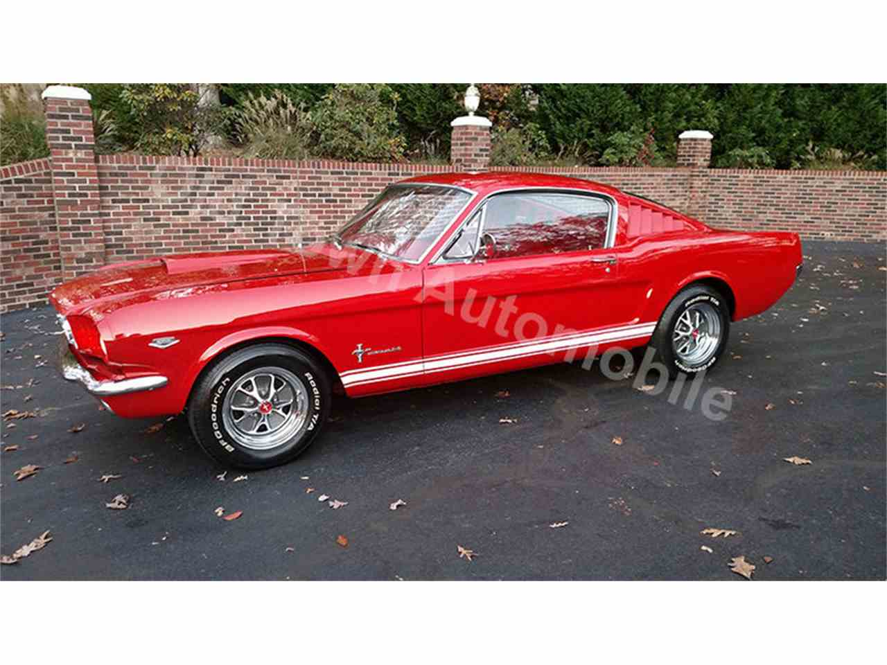 Large Picture of Classic '65 Ford Mustang - $39,900.00 Offered by Old Town Automobile - JU41