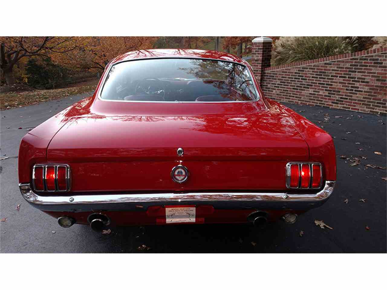 Large Picture of '65 Ford Mustang located in Huntingtown Maryland - JU41