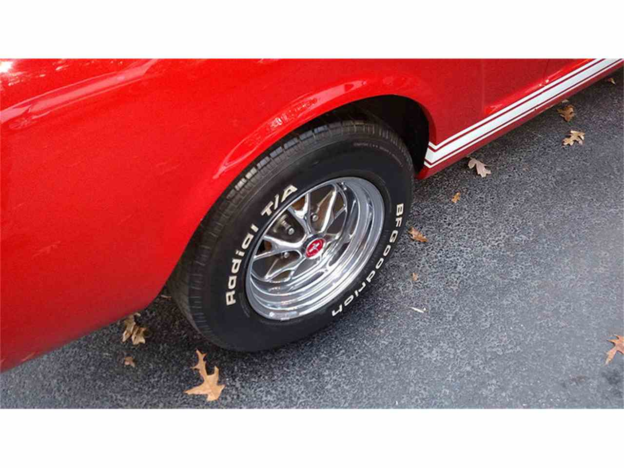 Large Picture of Classic '65 Mustang located in Maryland Offered by Old Town Automobile - JU41