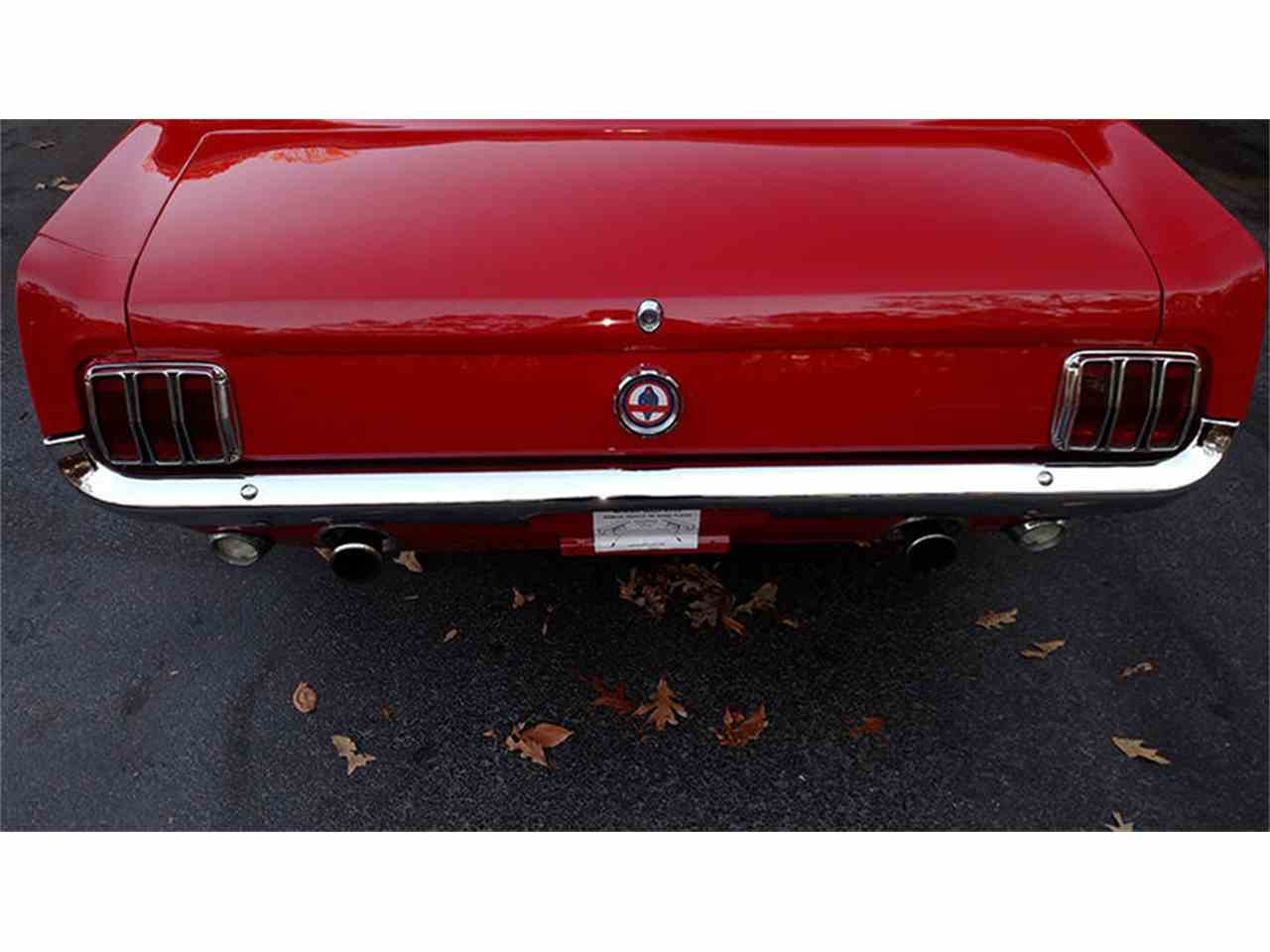 Large Picture of 1965 Mustang located in Huntingtown Maryland Offered by Old Town Automobile - JU41