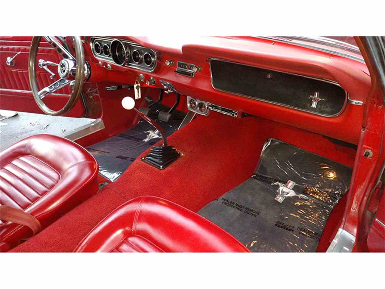Large Picture of '65 Ford Mustang located in Maryland Offered by Old Town Automobile - JU41