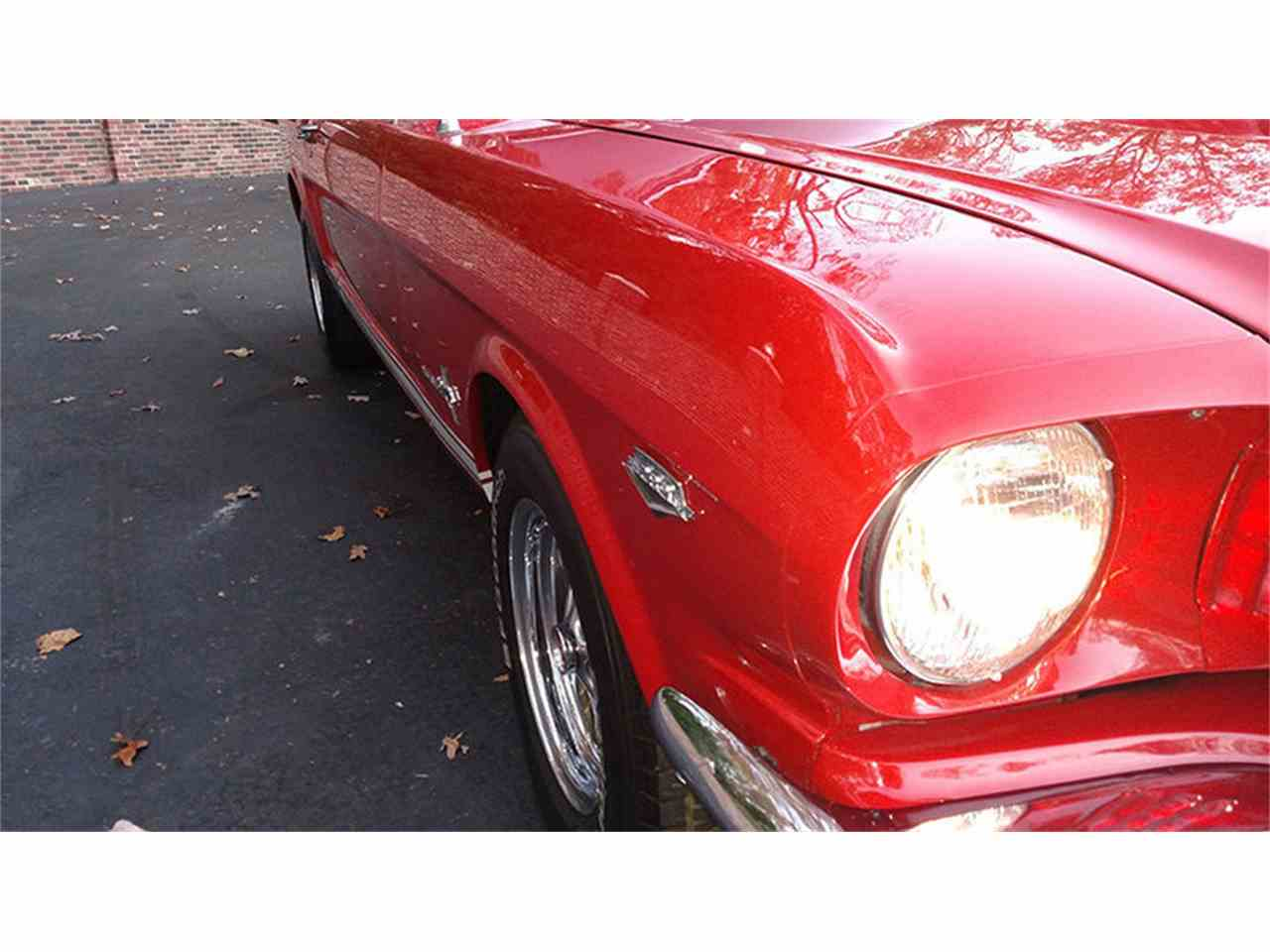 Large Picture of '65 Ford Mustang located in Maryland - JU41