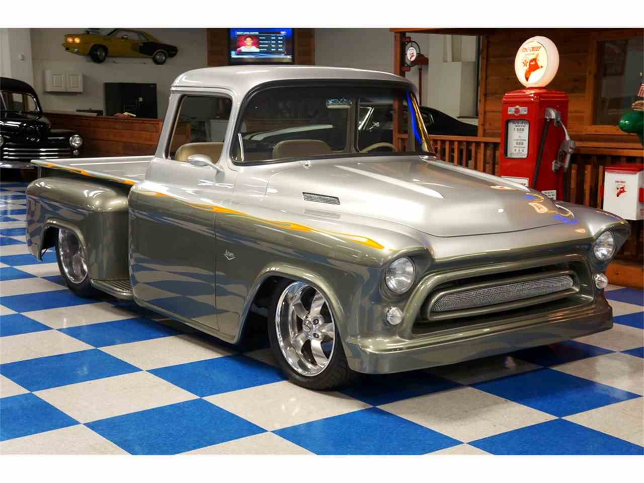Large Picture of '57 Pickup - JQAT