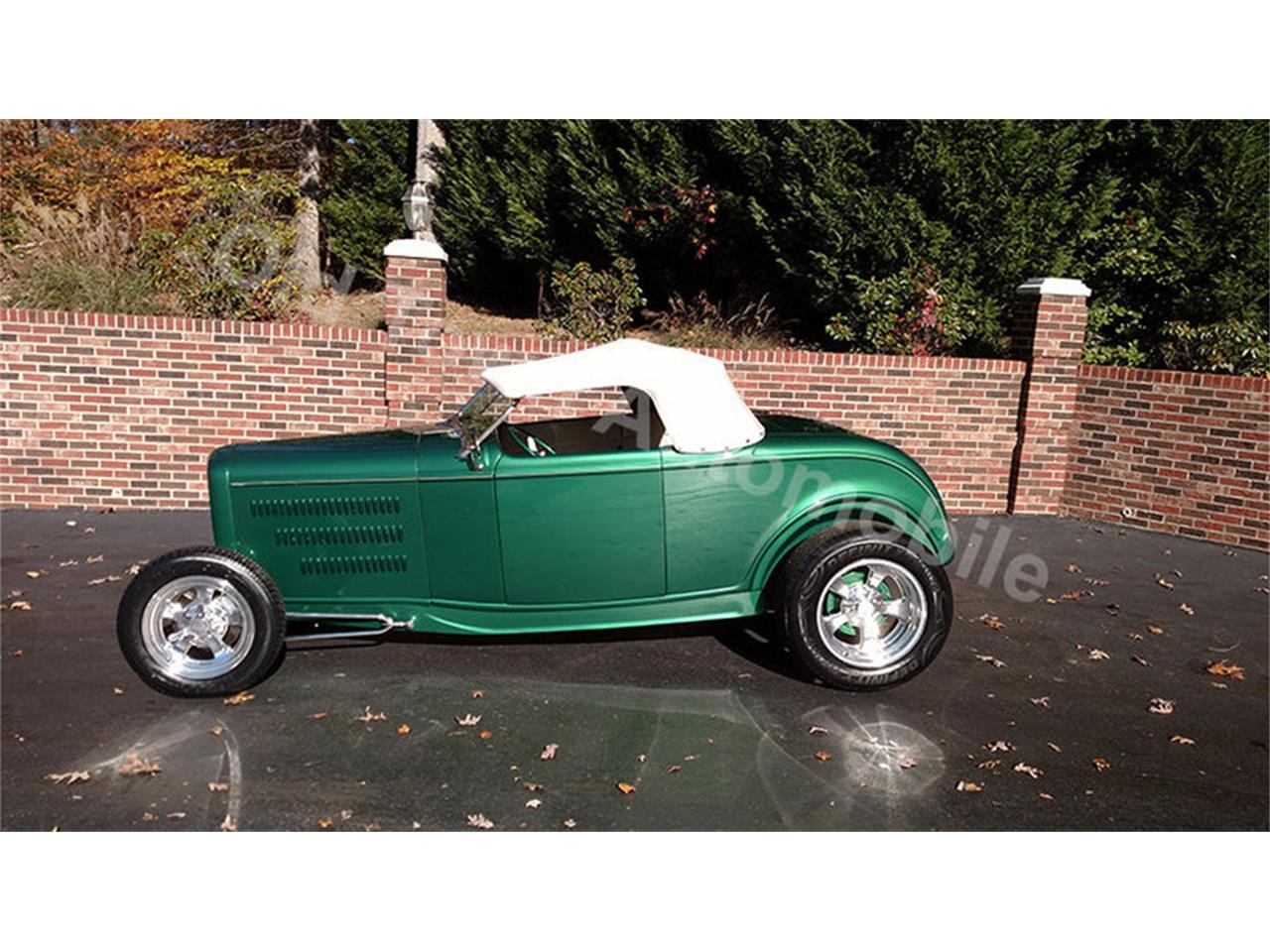 Large Picture of '32 Roadster located in Huntingtown Maryland - $42,900.00 - JU43