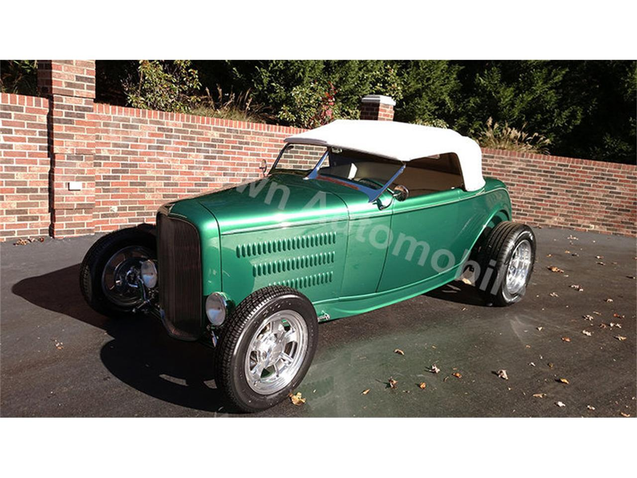 Large Picture of Classic 1932 Ford Roadster located in Maryland - $42,900.00 - JU43