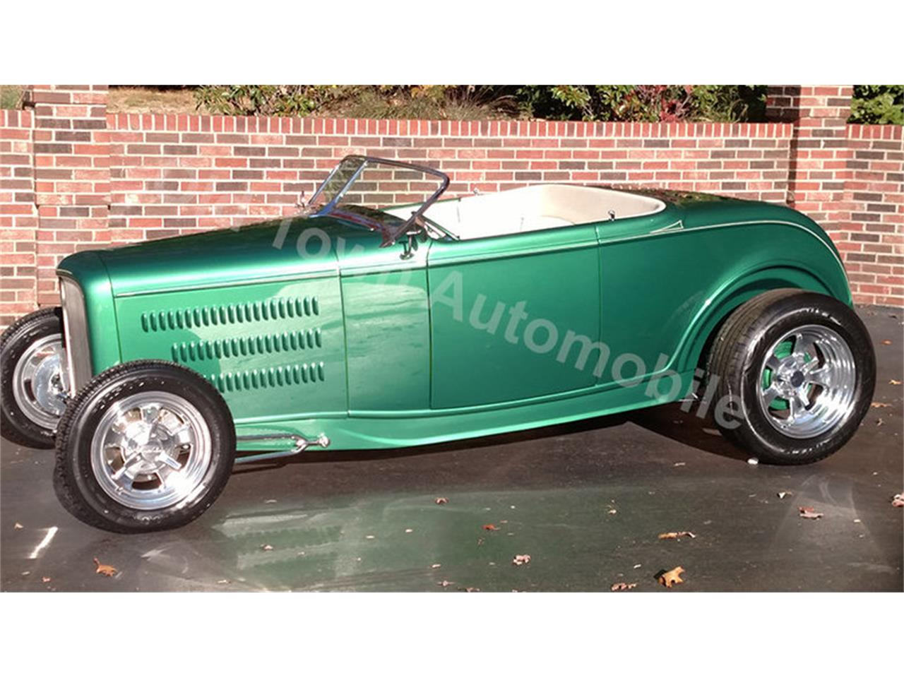 Large Picture of Classic 1932 Ford Roadster located in Maryland - $42,900.00 Offered by Old Town Automobile - JU43
