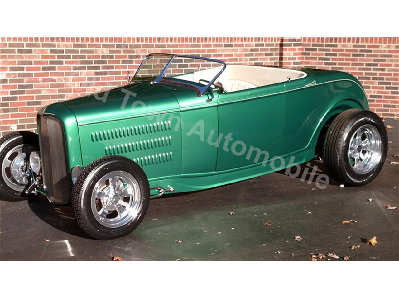 Large Picture of '32 Ford Roadster located in Huntingtown Maryland - $42,900.00 - JU43