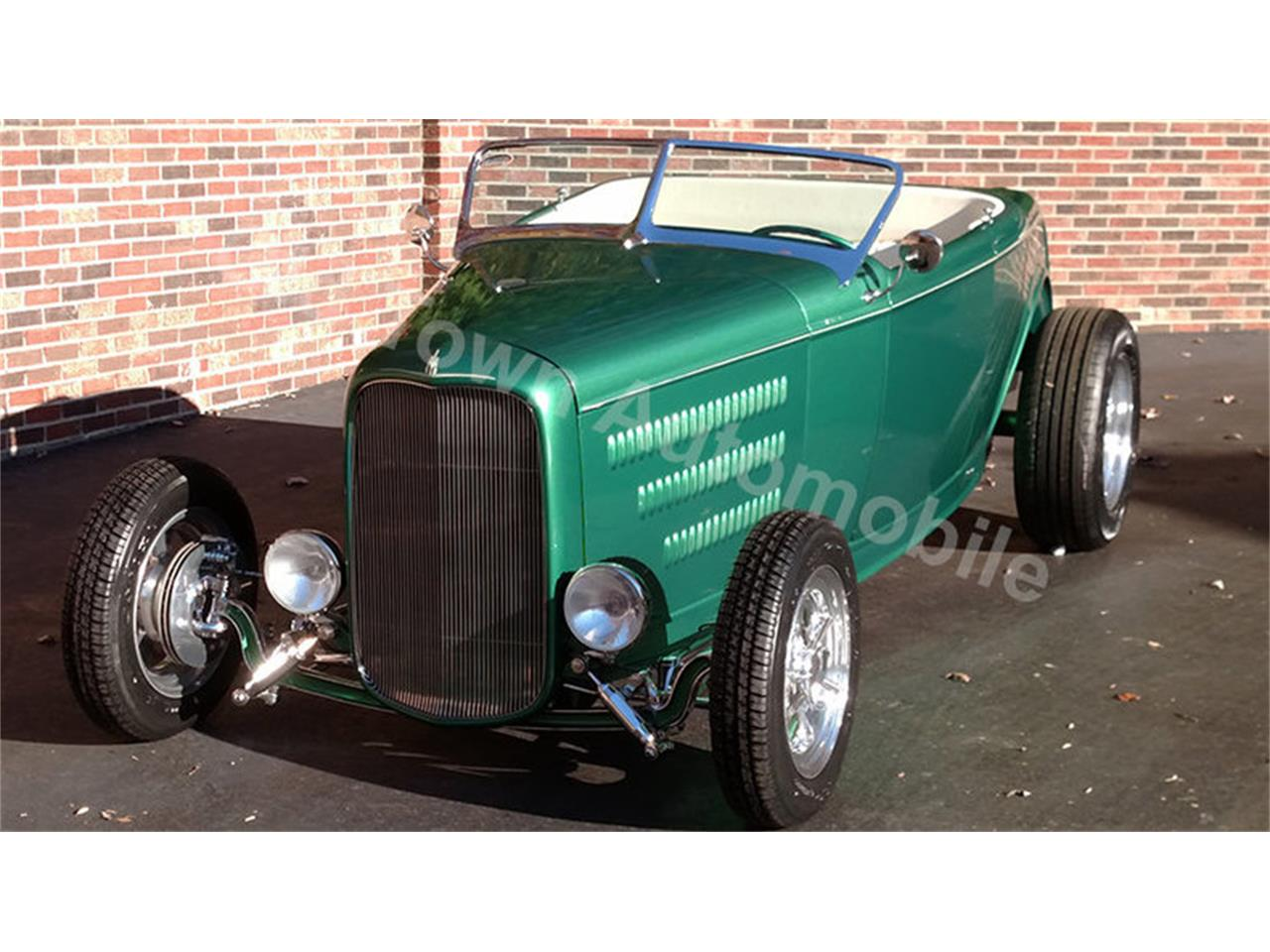 Large Picture of Classic 1932 Ford Roadster - $42,900.00 Offered by Old Town Automobile - JU43