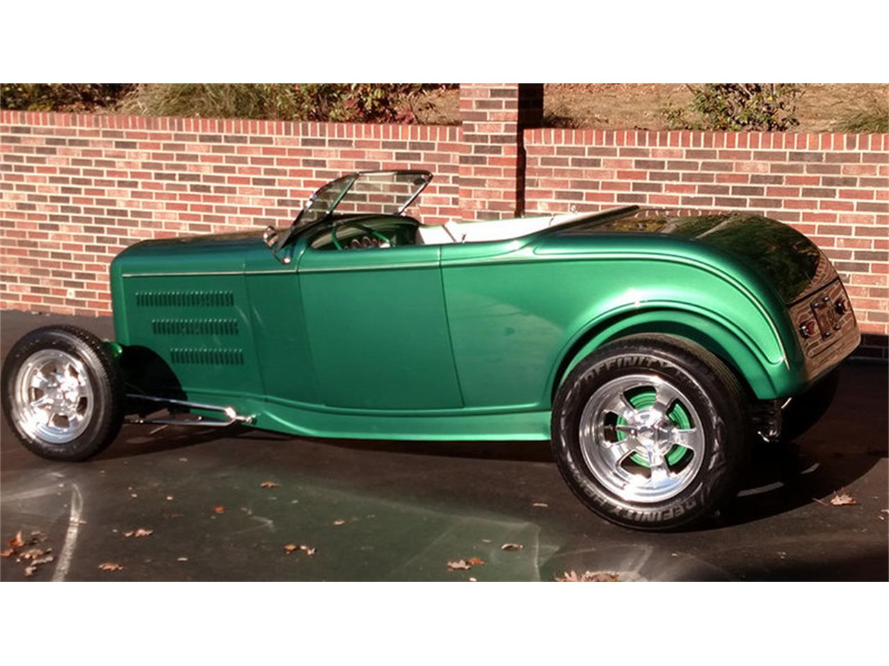 Large Picture of 1932 Roadster Offered by Old Town Automobile - JU43