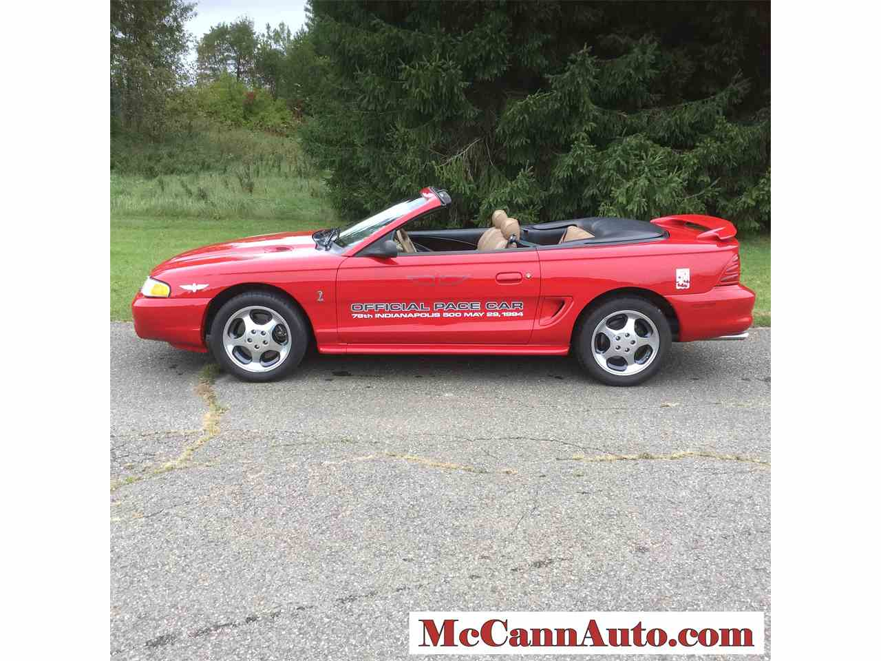 Large Picture of 1994 Mustang Cobra located in Houlton Maine Offered by a Private Seller - JQAW