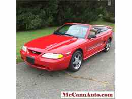 Picture of '94 Ford Mustang Cobra - $21,995.00 - JQAW
