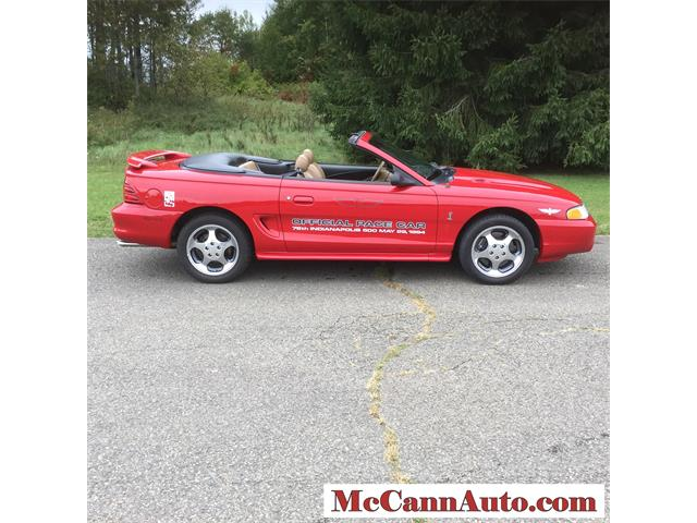 Picture of '94 Mustang Cobra - JQAW