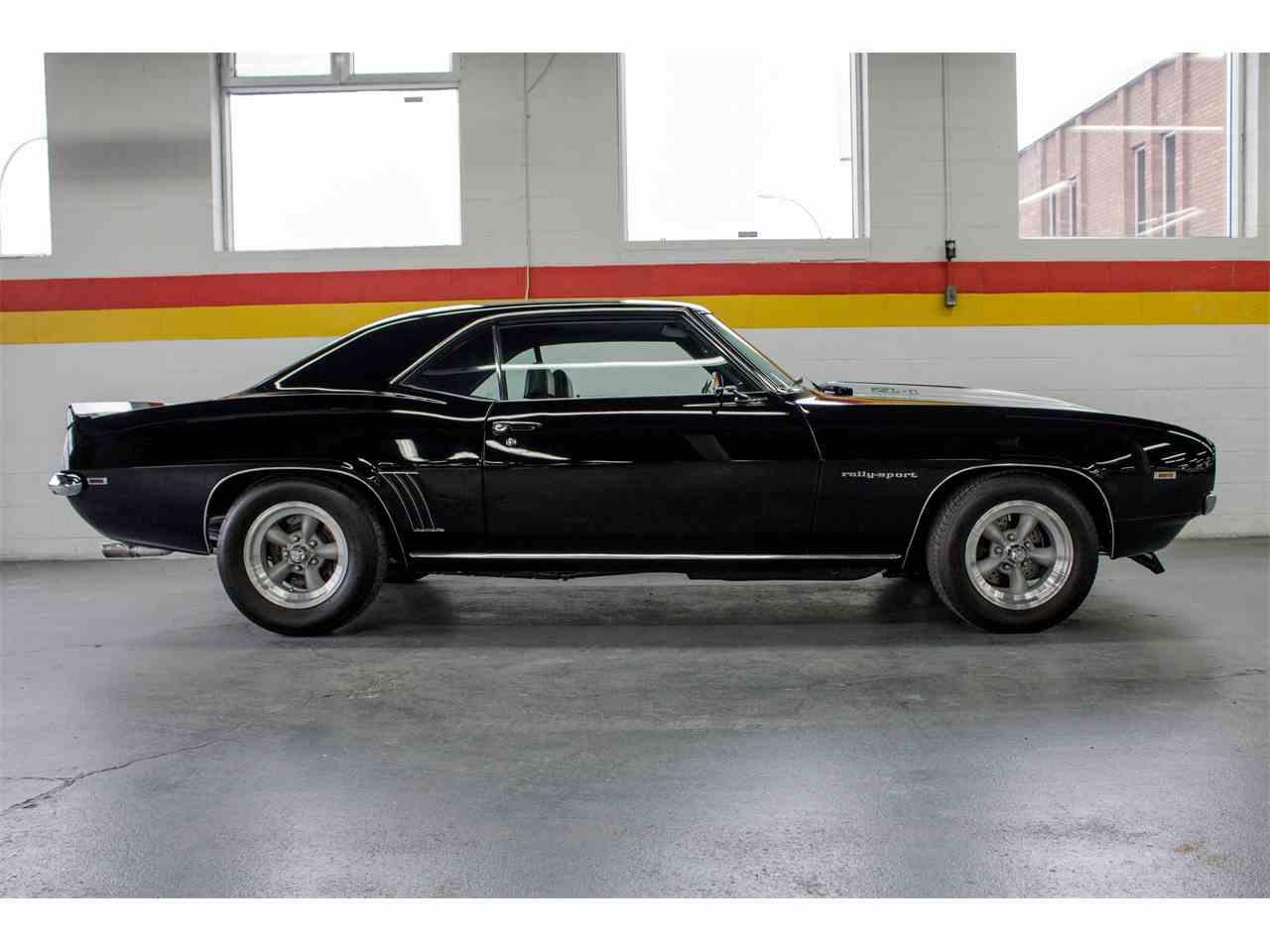 Large Picture of '69 Camaro - JU5I