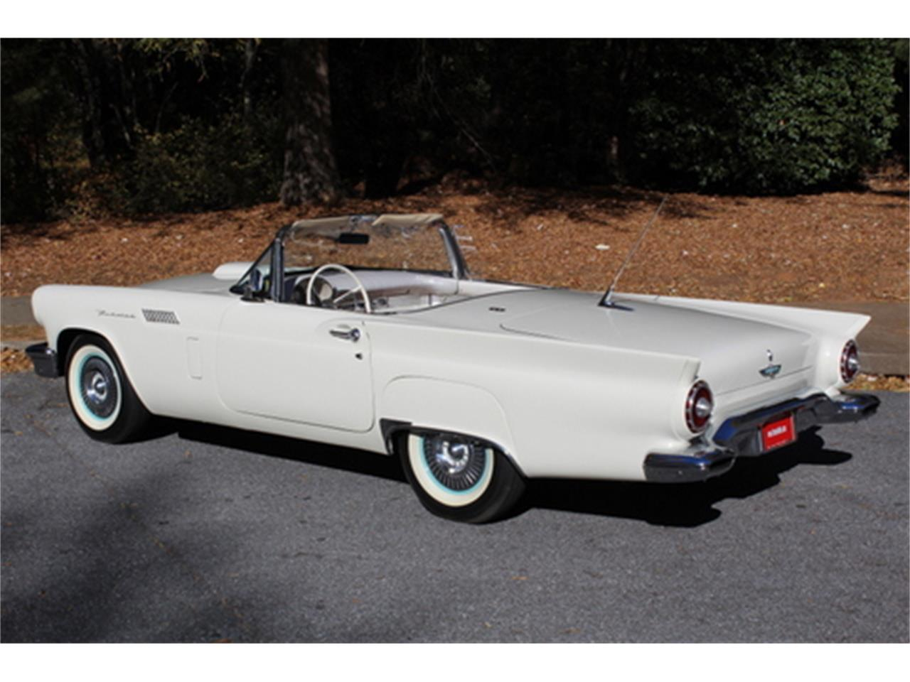 Large Picture of Classic '57 Ford Thunderbird Offered by Fraser Dante - JU5U
