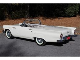 Picture of 1957 Ford Thunderbird located in Georgia Offered by Fraser Dante - JU5U