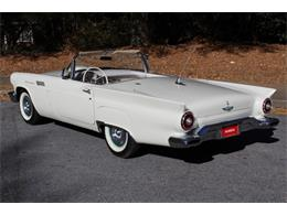 Picture of '57 Thunderbird located in Roswell Georgia Offered by Fraser Dante - JU5U