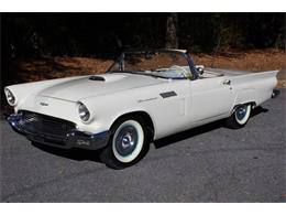 Picture of 1957 Ford Thunderbird located in Roswell Georgia - $65,950.00 Offered by Fraser Dante - JU5U