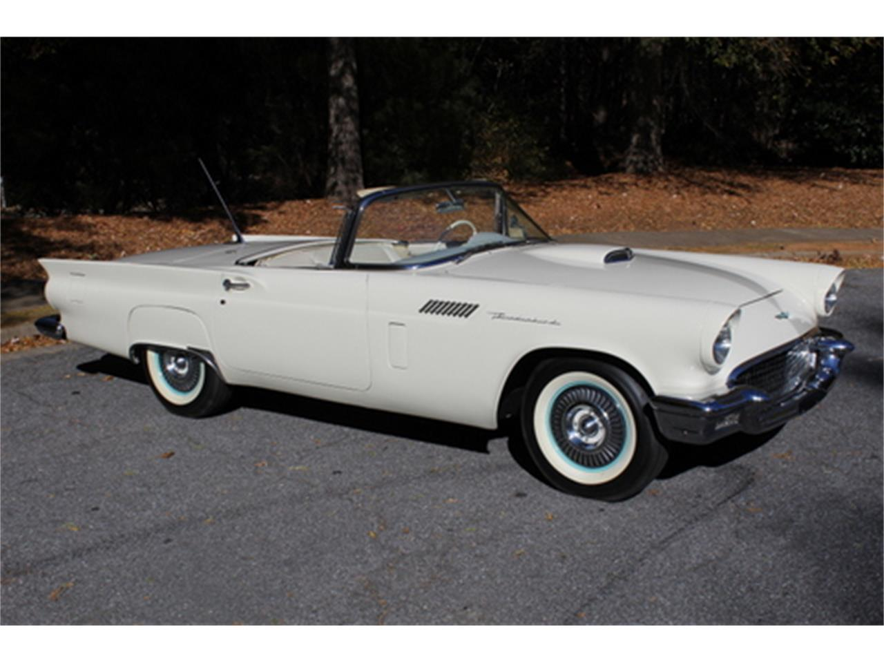 Large Picture of 1957 Thunderbird located in Georgia Offered by Fraser Dante - JU5U