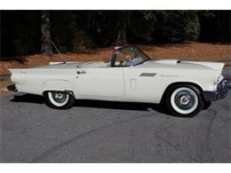 Picture of Classic 1957 Ford Thunderbird located in Roswell Georgia Offered by Fraser Dante - JU5U
