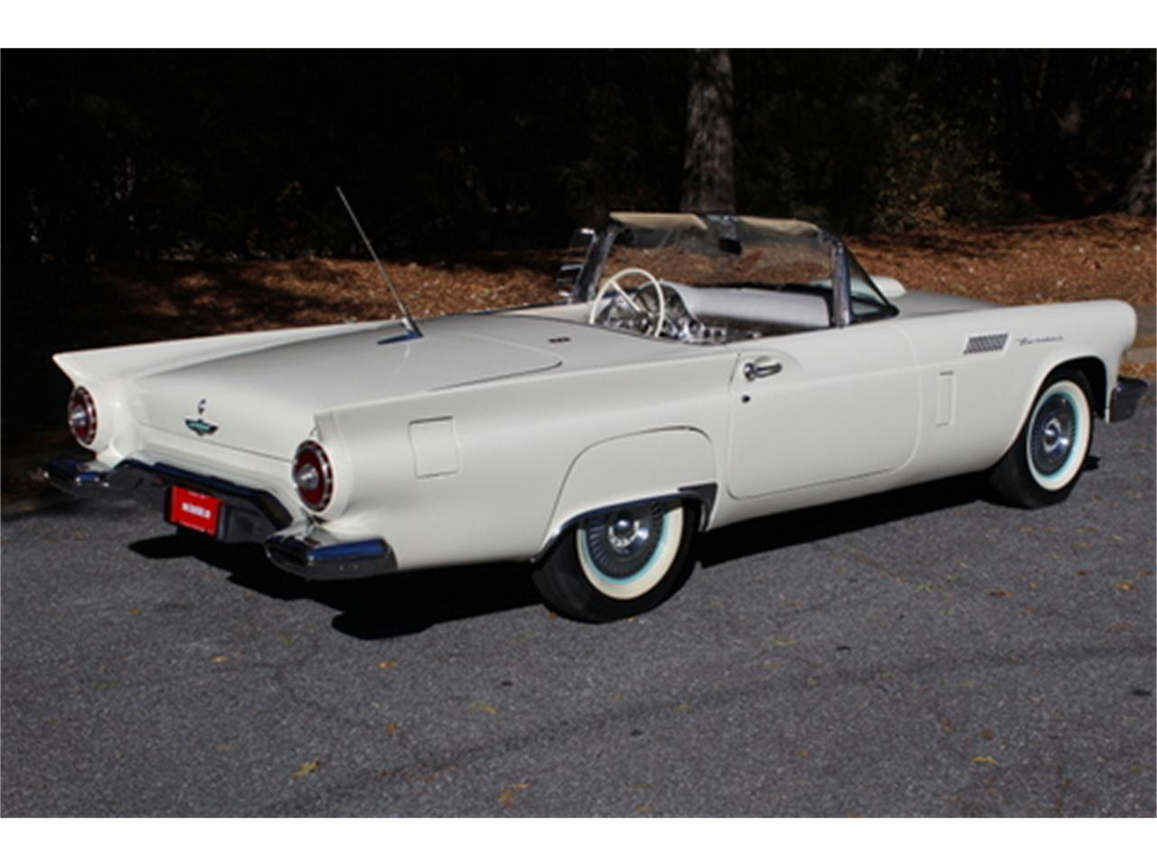 Large Picture of '57 Thunderbird located in Georgia - $65,950.00 Offered by Fraser Dante - JU5U