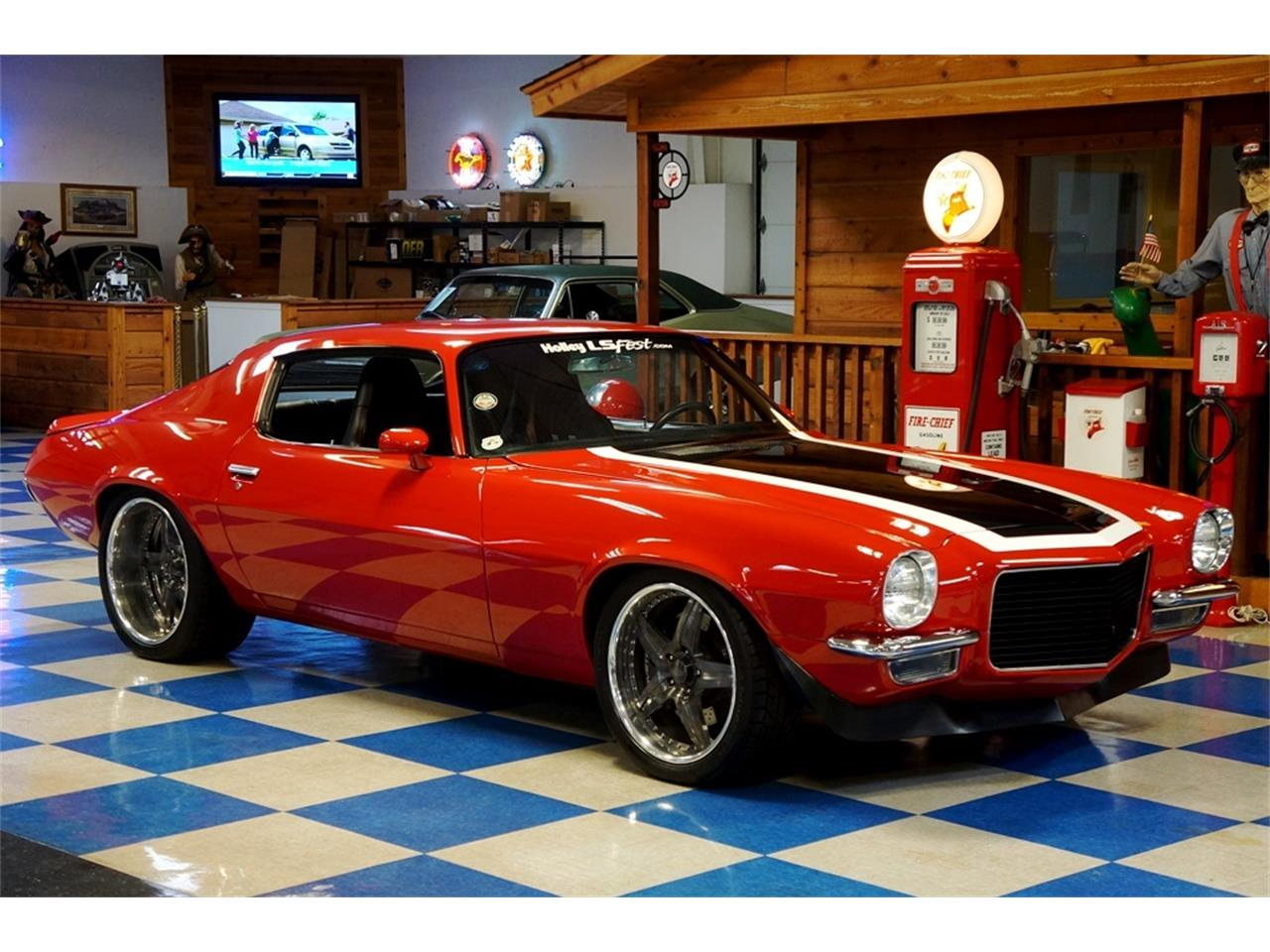 Large Picture of '72 Camaro - JQB5