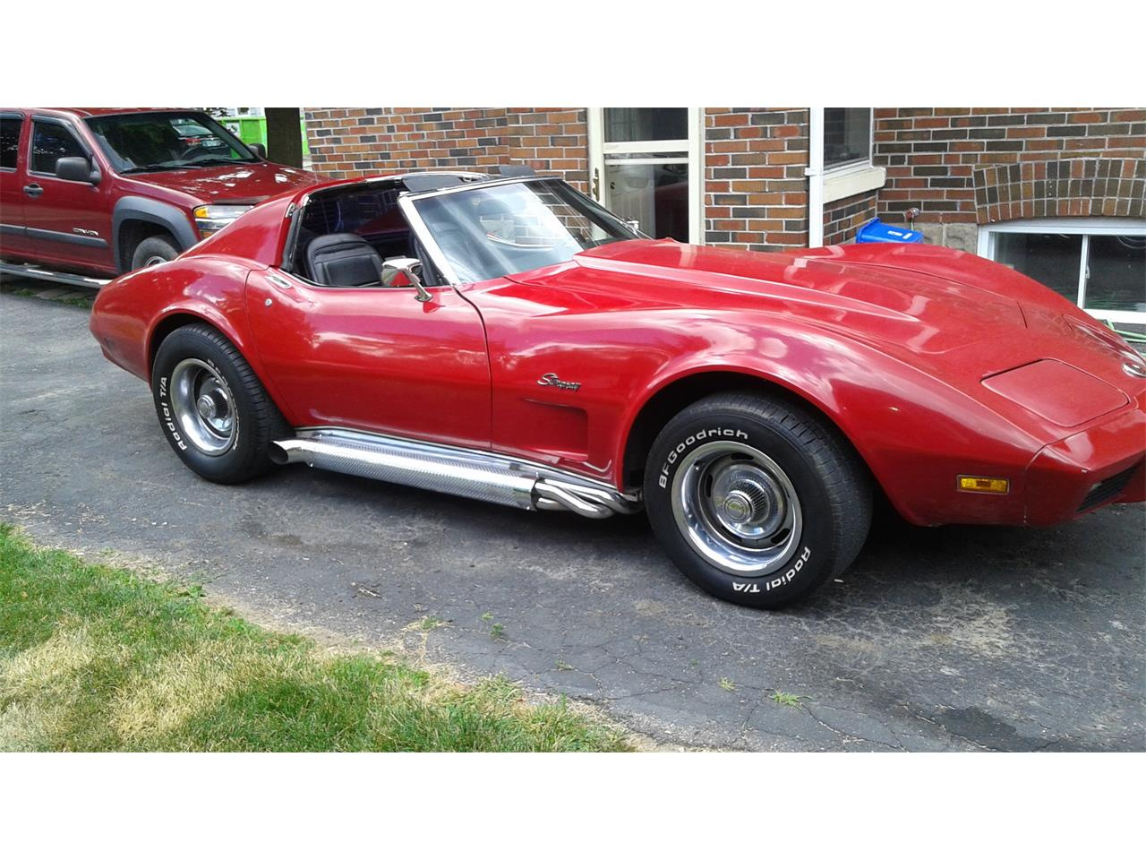 Large Picture of '75 Corvette - JQB6