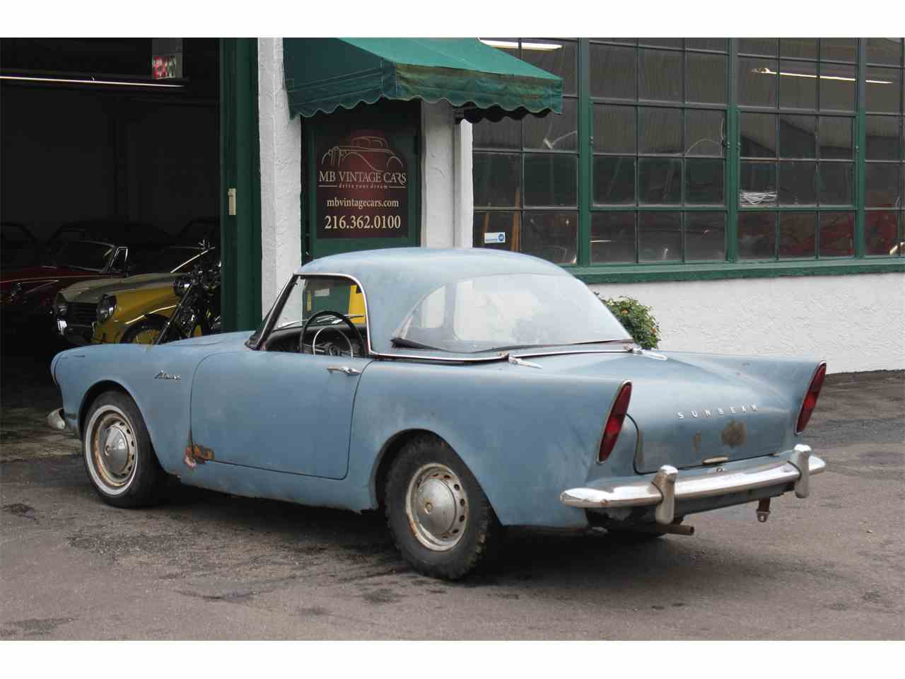 Large Picture of '62 Alpine - JQB8