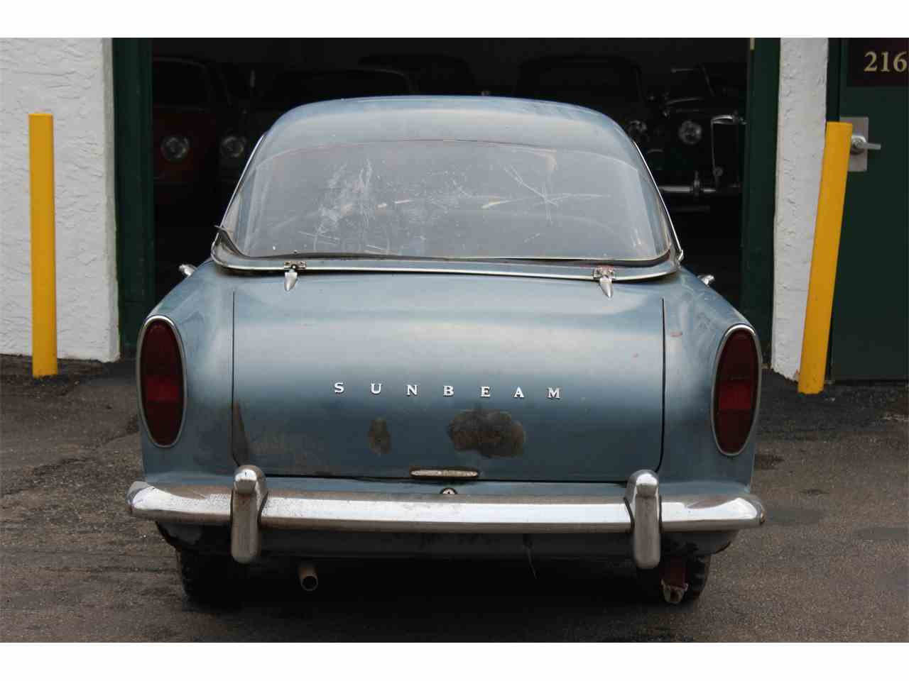 Large Picture of 1962 Alpine Offered by MB Vintage Cars Inc - JQB8