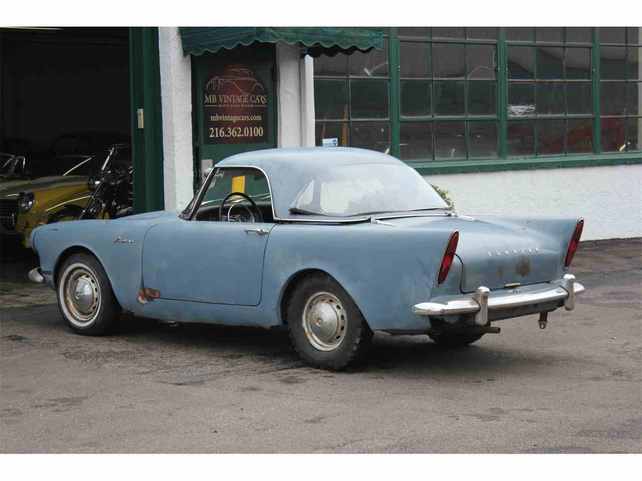 Large Picture of Classic '62 Sunbeam Alpine located in Ohio - $3,950.00 - JQB8