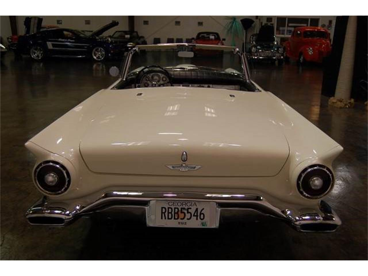 Large Picture of Classic '57 Ford Thunderbird Offered by Classic AutoSmith - JU8G